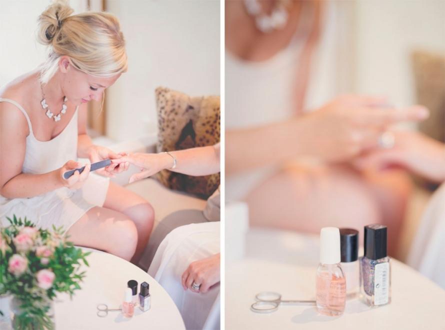 Bröllopsfotograf i Skanör + förberedelsebilder