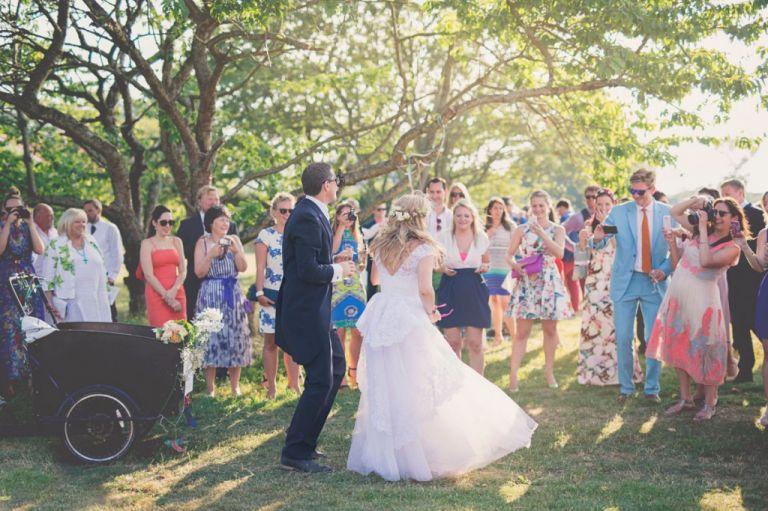 Bröllopsfotograf i Skanör