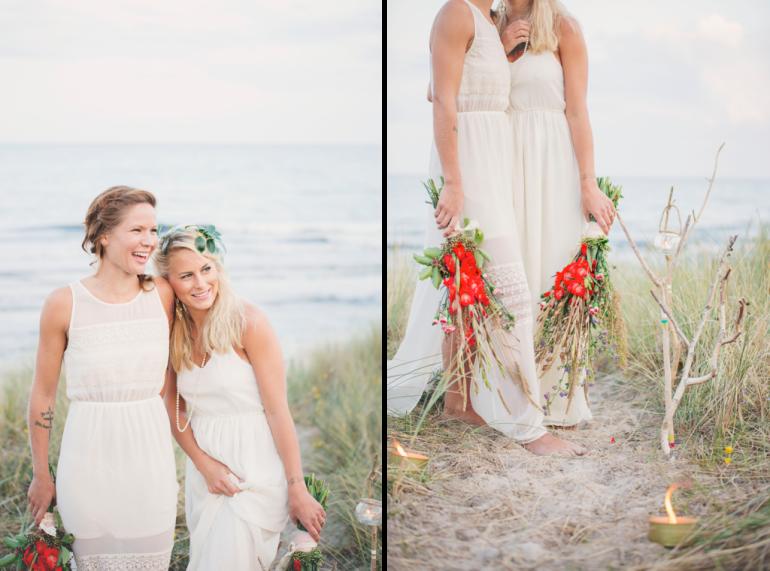 Regnbågsbröllop